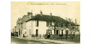 Histoire de Chevry-Cossigny