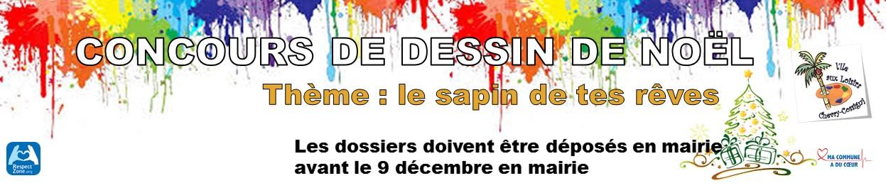 CONCOURS DE DESSIN