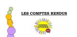 LES COMPTES RENDUS
