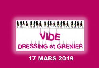 VIDE DRESSING VIDE GRENIER