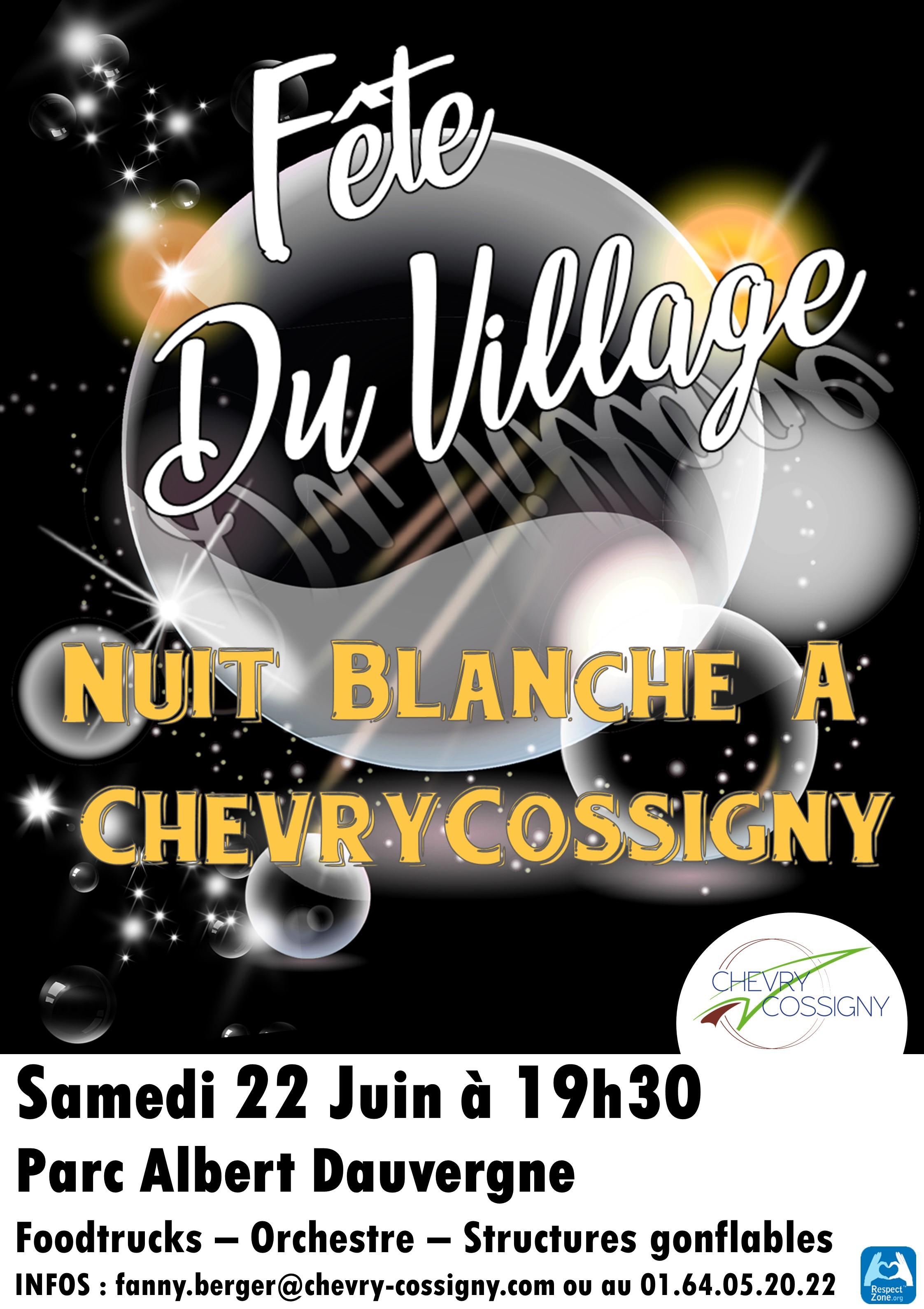 Calendrier Des Fetes De Village 64.Fete Du Village Site De La Commune De Chevry Cossigny